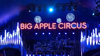 BIG APPLE CIRCUS!