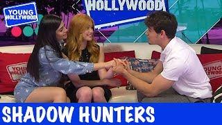 Shadowhunters Play Why So Emotional?!
