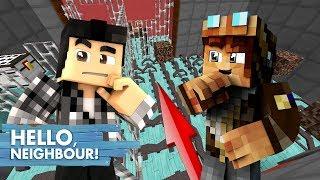 CETTE SALLE EST IMPOSSIBLE !! Hello Neighbor Minecraft