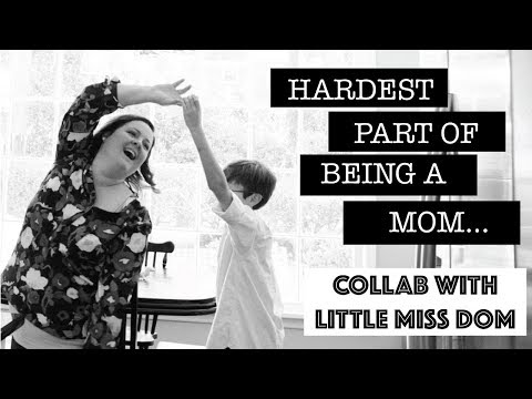 Xxx Mp4 Little Miss Dom Collab Hardest Part Of Being A Mom TAG Preteen Mom 3gp Sex