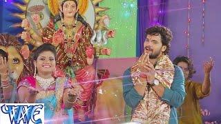 HD नजर न लाग जाई - Najar Na Lag Jai | Mai Bolaweli | Khesari Lal | Bhojpuri Mata Bhajan