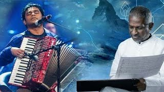 A.R. Rahman tune similar to Ilayaraja's tune. Here proved!