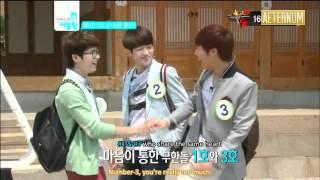 [ENG SUB] 120523 MNet Ranking King Episode 1 (Part 1)