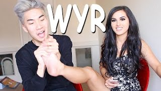 WOULD YOU RATHER w/ RICEGUM