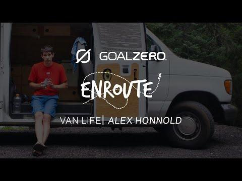 Van Life | Alex Honnold