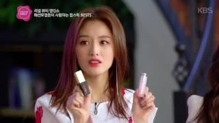 뷰티바이블 2016 S/S - [랭킹] 현직 패션모델의 최애 립스틱 Top 3