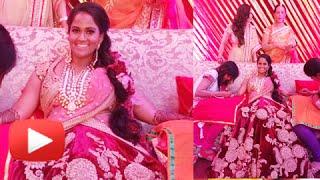 Salman Khan's Sister Arpita Khan's Wedding Look Revealed!! #HappyMarriedLifeArpita