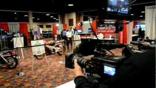 2013 Panasonic HD Professional Video Cameras at Audio Video Expo Denver