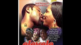 ELEYELE full movie. SAIDI BALOGUN, `FAITHIA BALOGUN, RACHEAL ONIGA, MAMA RAINBOW, BABA WANDE..