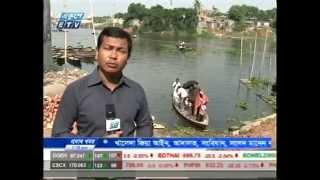 Dhaka Gabtoli Kawndia Bridge Savar Area Public Suffering-Ekushey Television-ETV- Akhil Podder