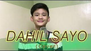 Inigo Pascual - Dahil Sa'Yo (Music Video) Cover By Johann Ramirez