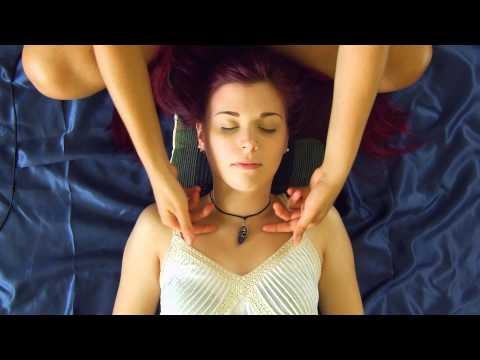 Binaural ASMR Face & Scalp Massage, Hair Play & Whisper Ear to Ear For Sleep & Relaxation