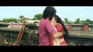Hot Bhabi Kiss with her Boyfriend in the roof....