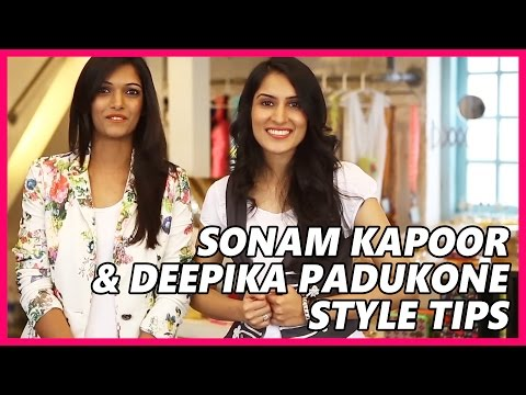 Xxx Mp4 Deconstructing Celebrity Looks Sonam Kapoor Deepika Padukone 3gp Sex