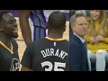 Download Video Download Kevin Durant and Draymond Green Get Into ANOTHER FIGHT, Coach Kerr EJECTED vs Kings 3GP MP4 FLV