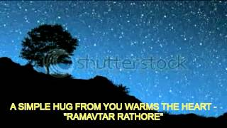 MERE PYAR KI UMAR HO ITNI SANAM   WARIS LOVE SONG BY RAM AVTAR RATHORE