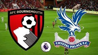 Premier League 2018/19 - Bournemouth Vs Crystal Palace - 01/10/18 - FIFA 18