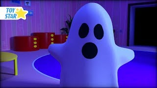 New 3D Cartoon For Kids ¦ Dolly And Friends ¦ Real Ghost #15
