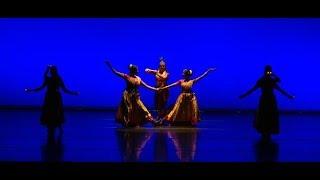 Krishna - Indian Classical dance fusion by Aparna Satheesan