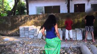 Amazing Reactions.. GIRL PEES IN PUBLIC  [ in india ]