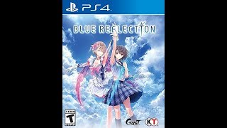 Blue Reflection - PlayStation 4 Unboxing