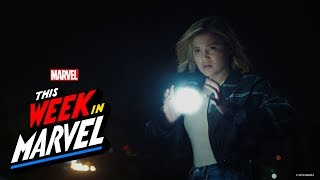 Directing an episode of Marvel's 'Cloak & Dagger' | This Week in Marvel