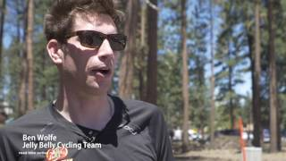 Ben Wolfe Team Jelly Belly Interview at Tour of California