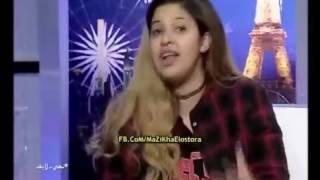 خالد امين يقول لنهى نبيل انا رجل ولست مجرد ذكر !!! شاهد ردة فعلها