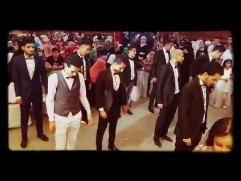 رقص أصحاب أخو العروسة XD