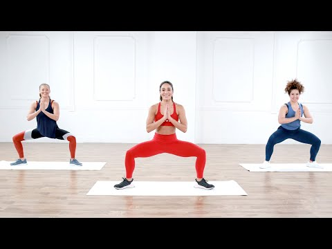 Xxx Mp4 30 Minute No Equipment Cardio Amp HIIT Workout 3gp Sex