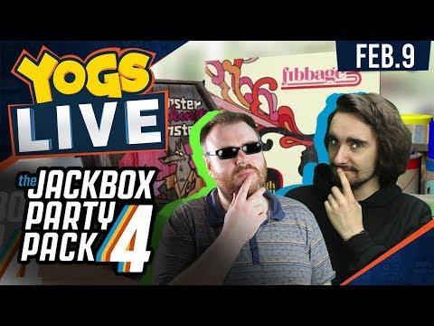 Xxx Mp4 Yogscast Sofa Jackbox Games W The Chilluminati 9th February 2018 3gp Sex