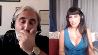 My Chat with Porn Star Mercedes Carrera (THE SAAD TRUTH_82)