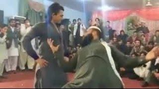 Pathan Molvi Amazing Dance Pakistan Talent   YouTube