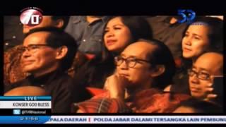 Live Konser God Bless  Panggung Sandiwara - Syair Kehidupan