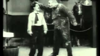 Charlie Chaplin   The Fireman «Пожарный»