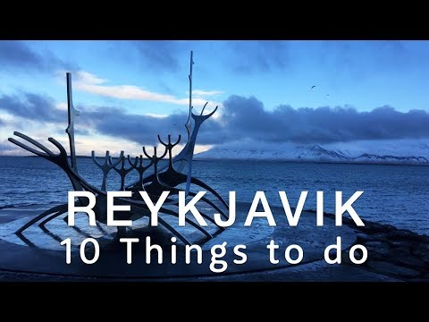 10 Awesome Things To Do in Reykjavik Travel Better in ICELAND 🏙✈😊