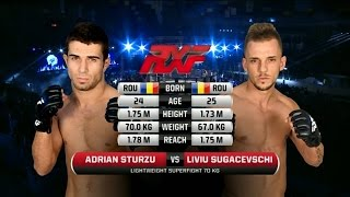 RXF 19 Galati: Adrian Sturzu vs Liviu Sugacevschi