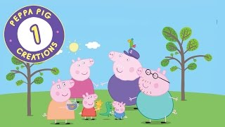 Peppa Pig - Meet Peppa's family and friends!