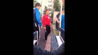 fast knock out ever street fight