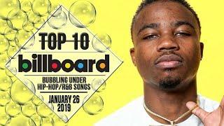 Top 10 • US Bubbling Under Hip-Hop/R&B Songs • January 26, 2019 | Billboard-Charts