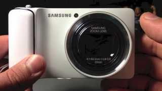 استعراض جهاز سامسونج جالكسي كاميرا