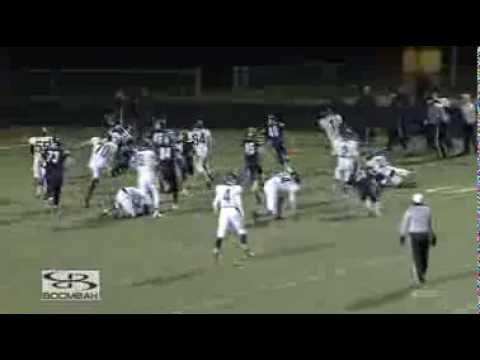 Neuqua Valley vs Bartlett Football October 25, 2013