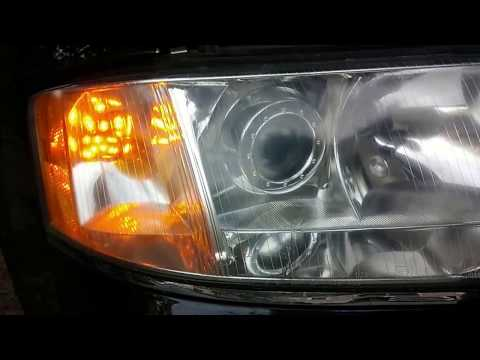 2000 Audi A6 C5 2.8L LED turn signal with resistor