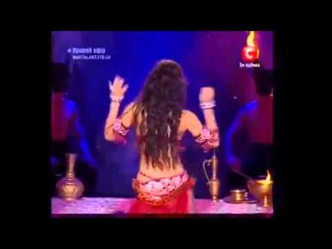 La mejor danza arabe del mundo