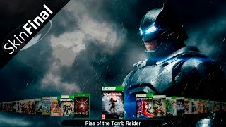 Skin Final Batman vs Superman - Xbox360