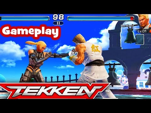 TEKKEN IOS/ANDROID. First Gameplay. APK Download Links. This Mobile Game BLEW MY MIND!