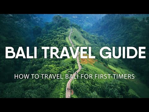 Bali Travel Guide How to travel Bali