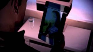 Mass Effect 3 - Tali Romance - All Scenes