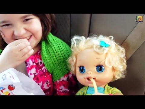 Adopting My Baby Alive Doll Aleasha ❤️