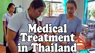 Medical Treatment in Thailand: A Trip to My Local Thai Medical Clinic